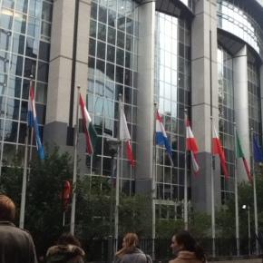 A trip to the European Parliament inBrussels.
