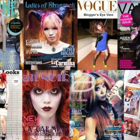 INTERVIEW: La Carmina, TV host, blogger, author andjournalist.