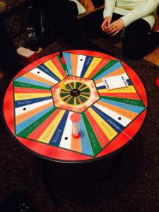 Articulate - played every Christmas without fail.