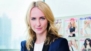 Trish Halpin, editor of Marie Claire