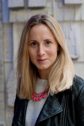 INTERVIEW: Claire Matthiae, Glamour's featuresdirector.