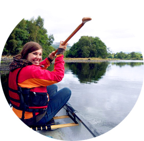 INTERVIEW: Sian Lewis, journalist and founder of 'The Girl Outdoors'.