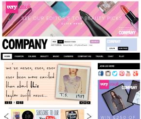 Company magazine closes inprint.