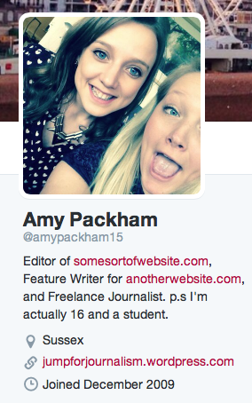 Twitter bios are becoming too far-fetched.