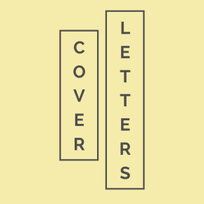 Let's have a chat about cover letters and CVs