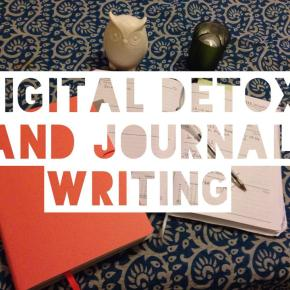 Going old school and writing ajournal