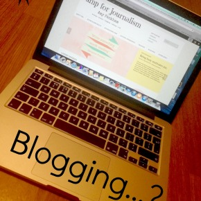 The reason I finally started reading blogs… a year later than everyoneelse.