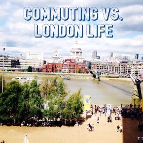 From commuter to Londoner – how does it compare?