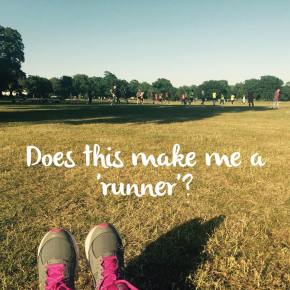 I signed up to the half marathon: here's why